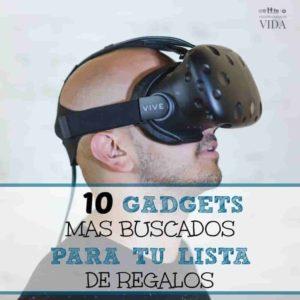 Los 10 gadgets más buscados de esta temporada de fin de año.